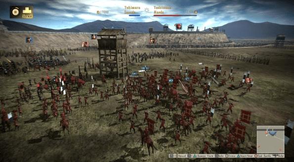 Nintendo Switch welcomes Nobunaga's Ambition Series