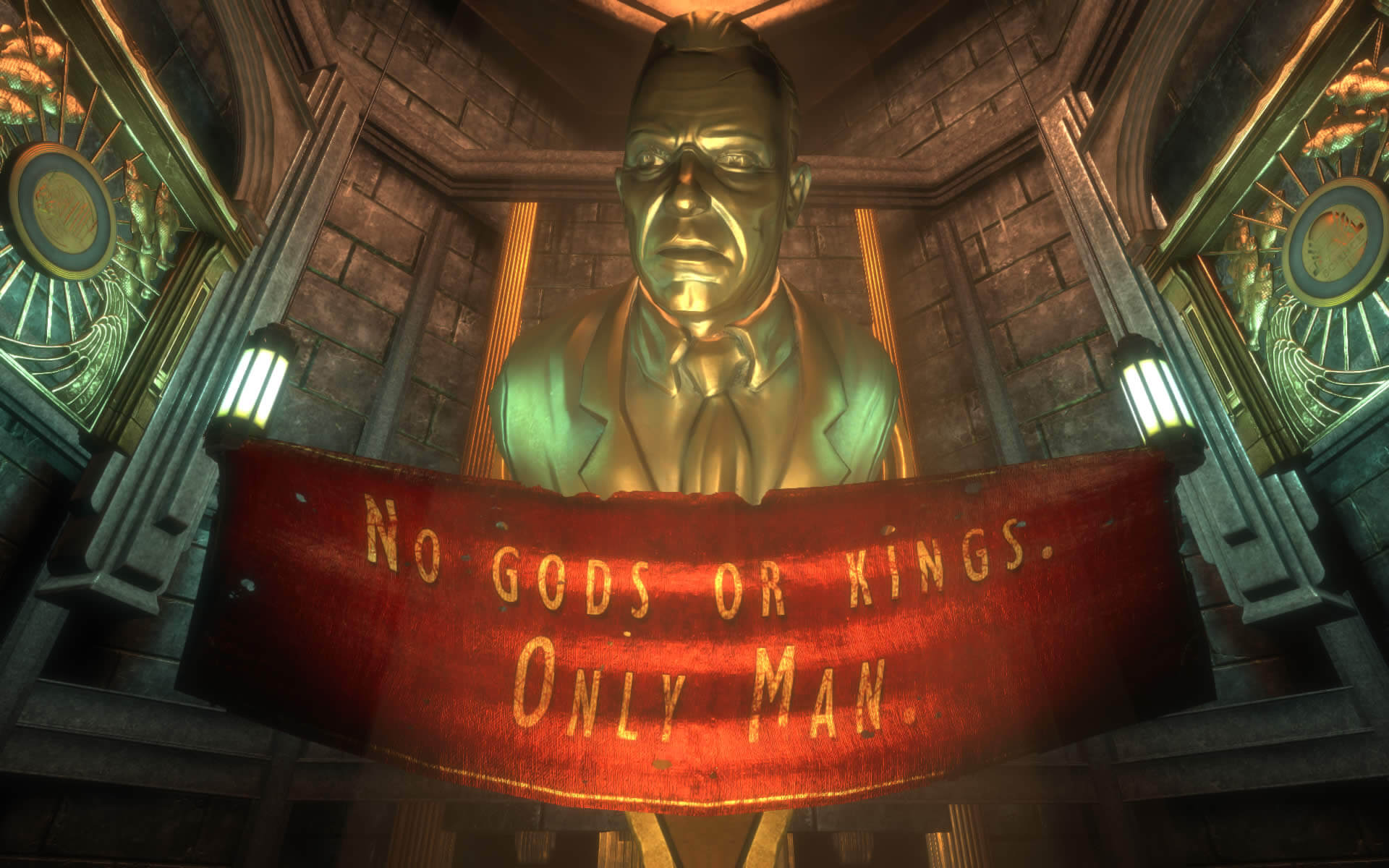 The BioShock Franchise is Backwards Compatible on Xbox One