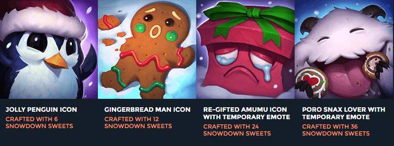 snowdown-icons
