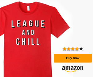 TGF – League & Chill Shirt