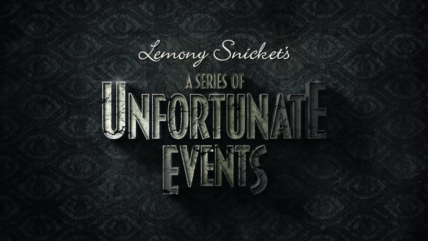 Lemony Snicket S A Series Of Unfortunate Events Is Now Out On