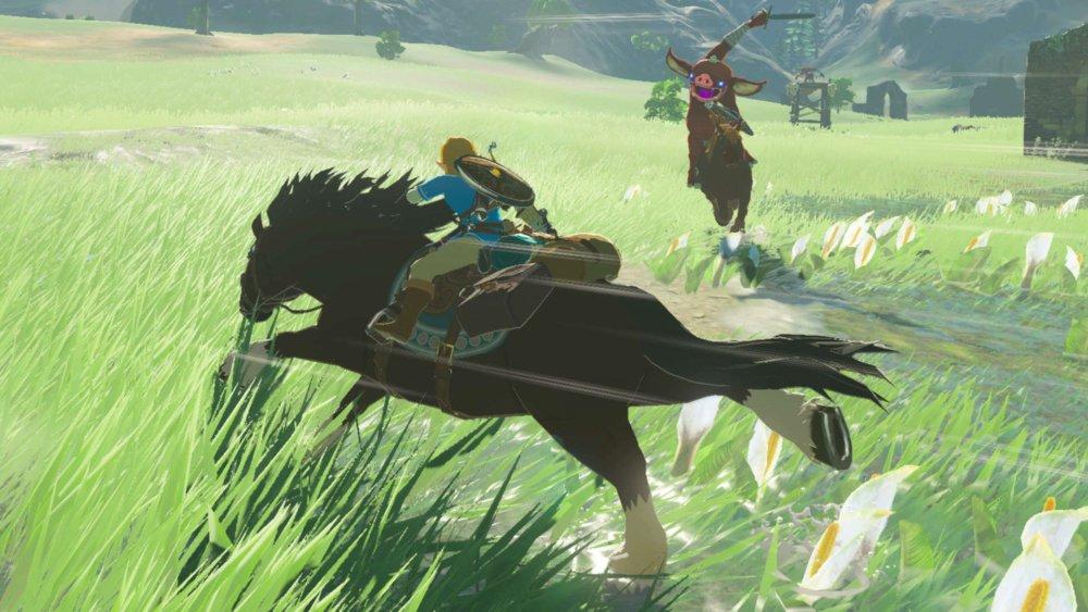 zelda-breath-of-the-wild-horseback