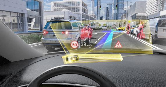 DigiLens AR display