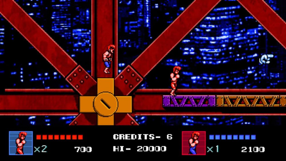 double-dragon-iv-platforming