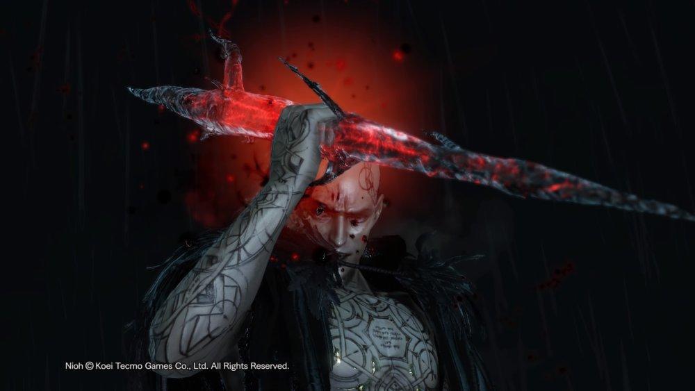 Nioh Demon Guy