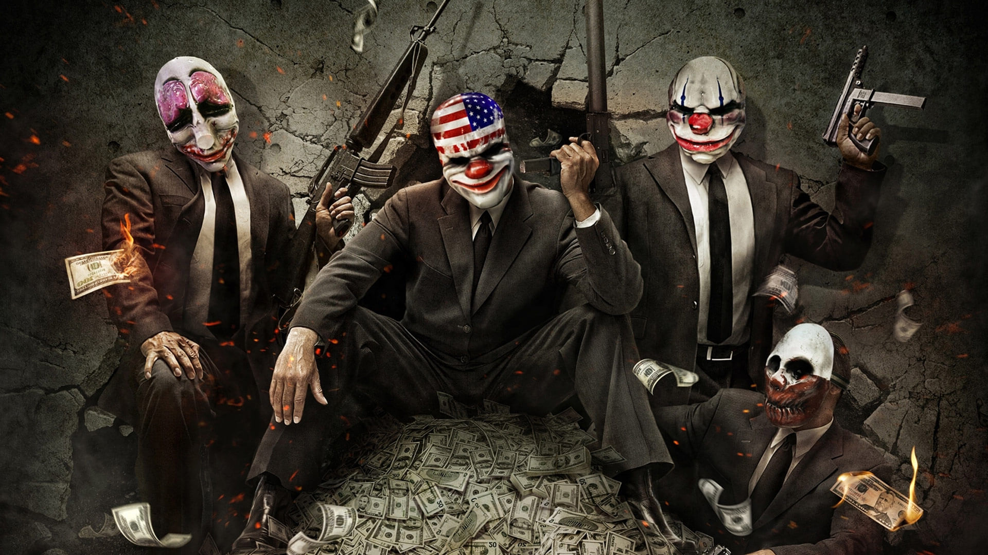Payday 3 is Officially in Production - The Game Fanatics
