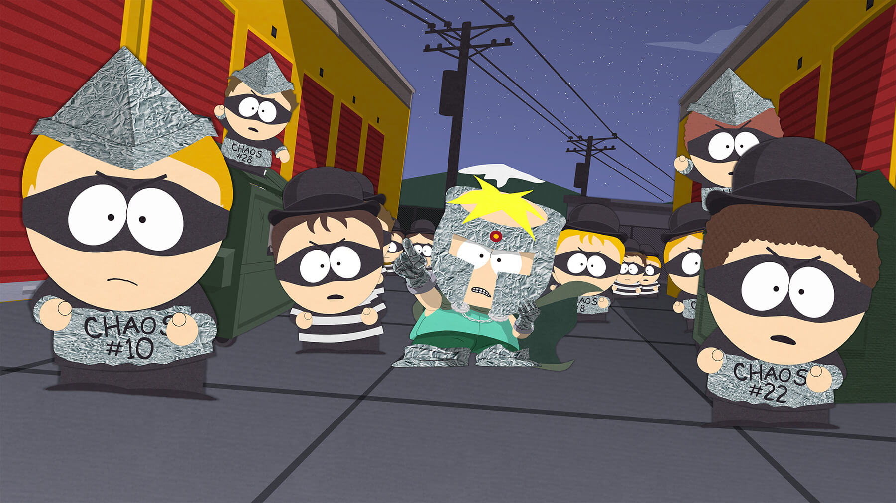 South Park: The Fractured but Whole Delayed. Again.