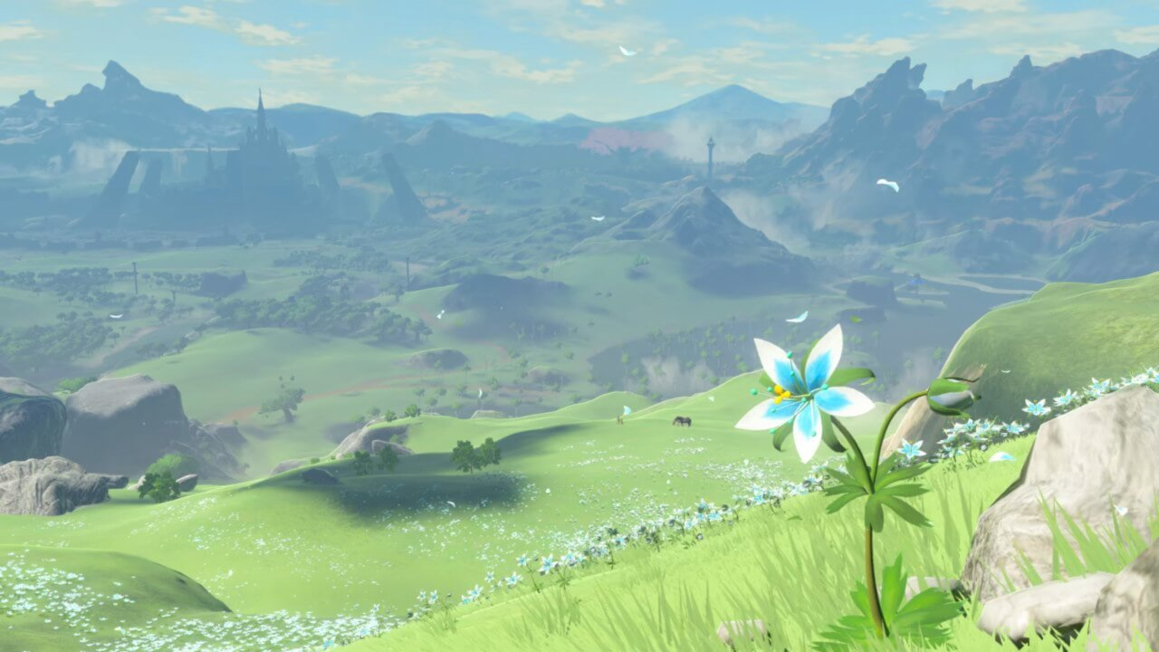 Breath of the Wild Meadow