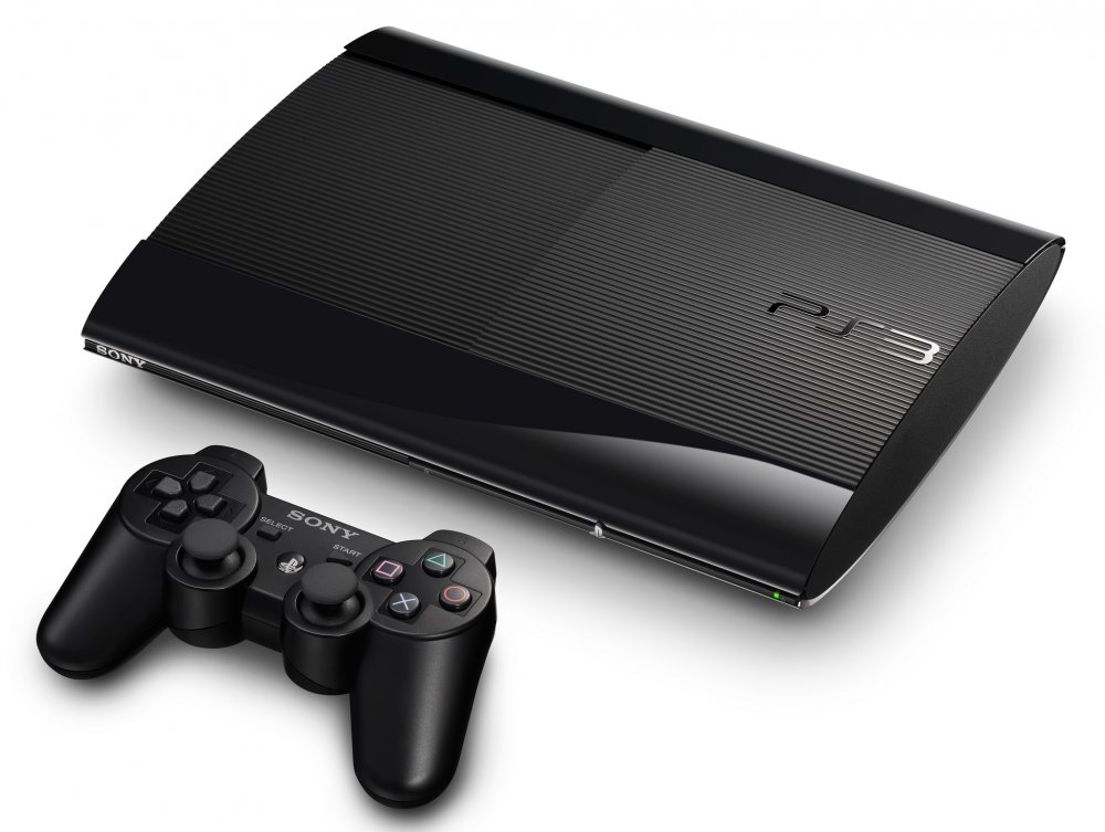 PlayStation 3 Super Slim