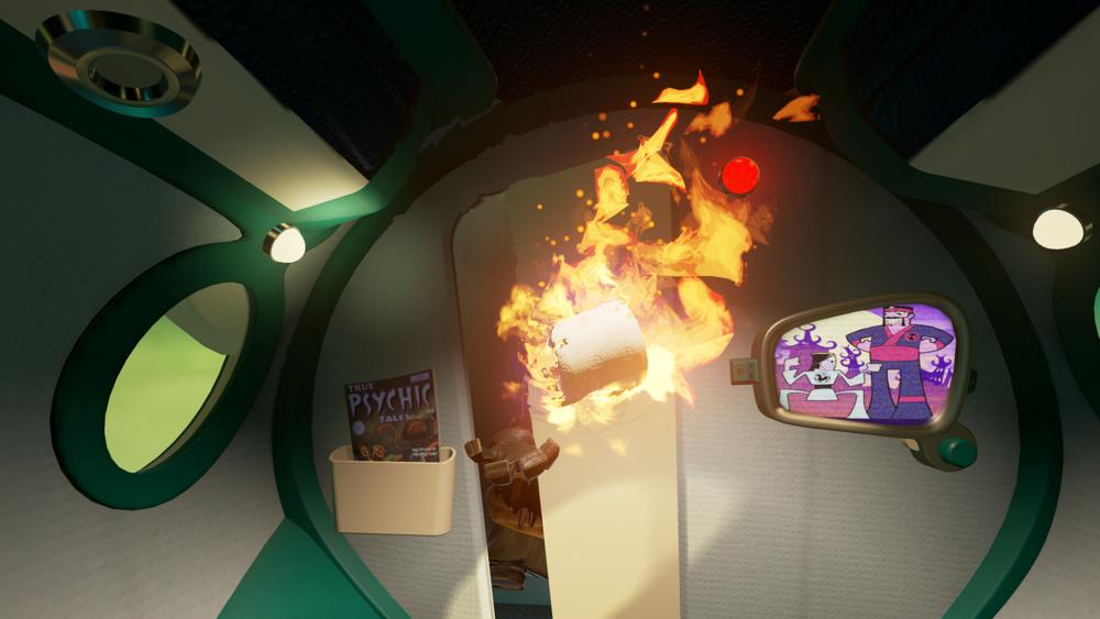 Flaming TP