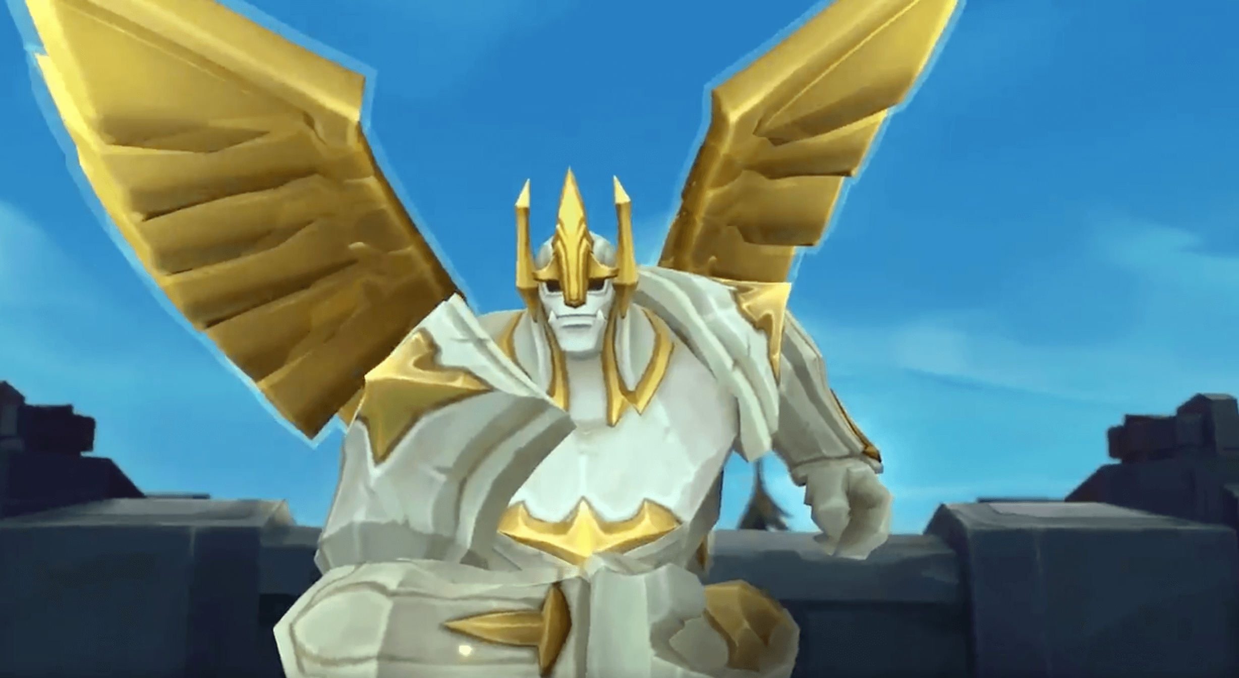 Galio's New Look - Riot Games