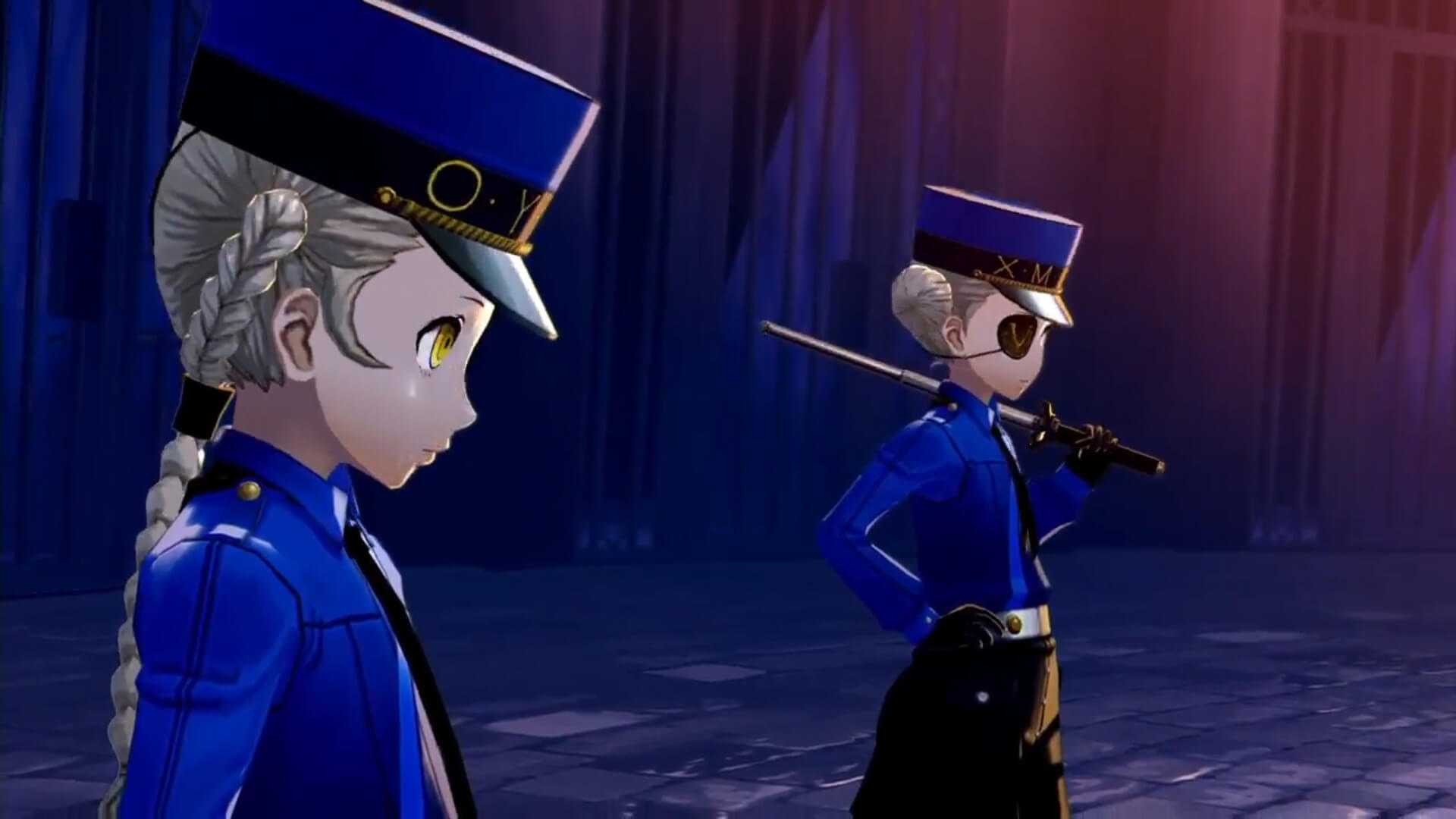 Meet Persona 5\'s Velvet Room Wardens • The Game Fanatics