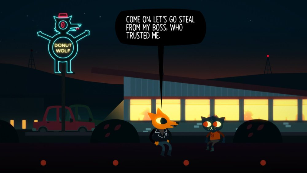 Night In The Woods Gregg
