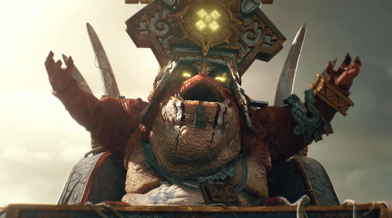 watch  total war  warhammer 2 announcement trailer