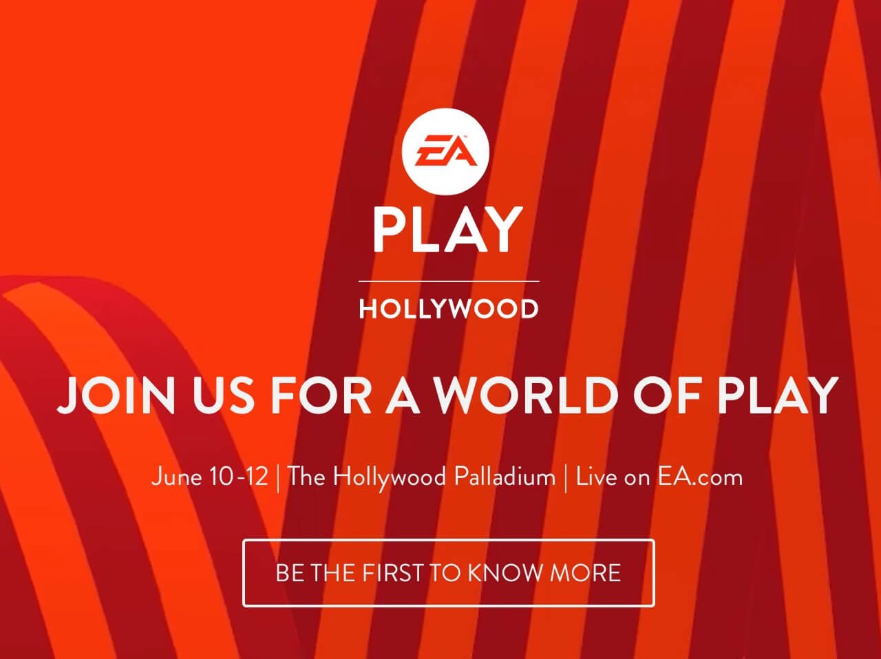 E3 Bethesdaland and EA Play