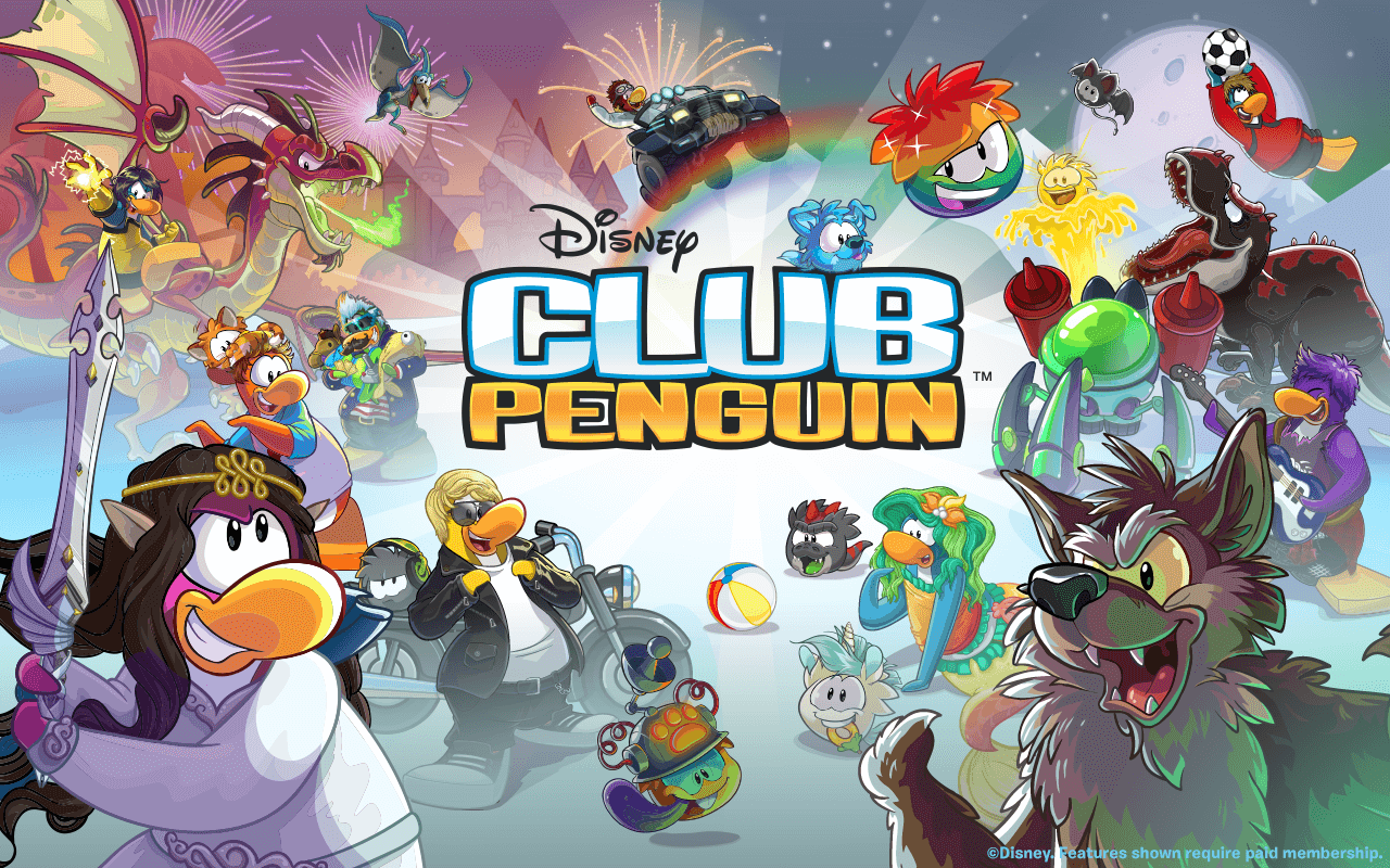 In Case You Missed It Club Penguin