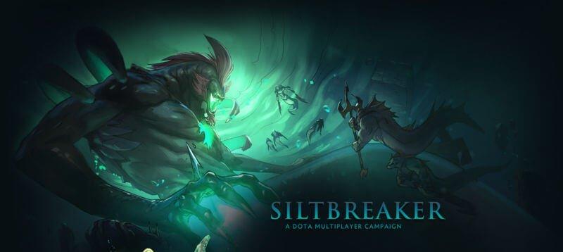 DOTA 2 Siltbreaker