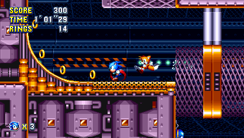 Sonic Mania Flying Battery Zone