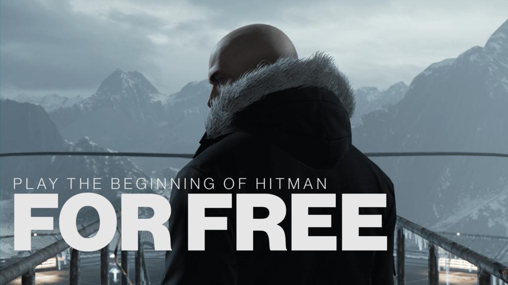 Hitman Free IO Interactive
