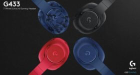 Logitech G433 headphones