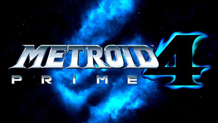 Metroid Prime 4 Logo