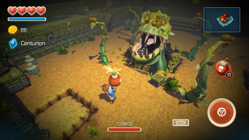 Oceanhorn Review