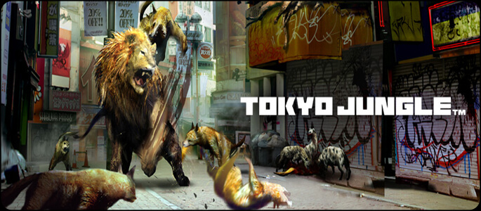 PlayStation Plus - Tokyo Jungle
