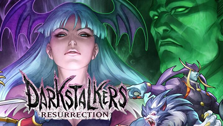 PlayStation Plus - Darkstalkers Resurrection
