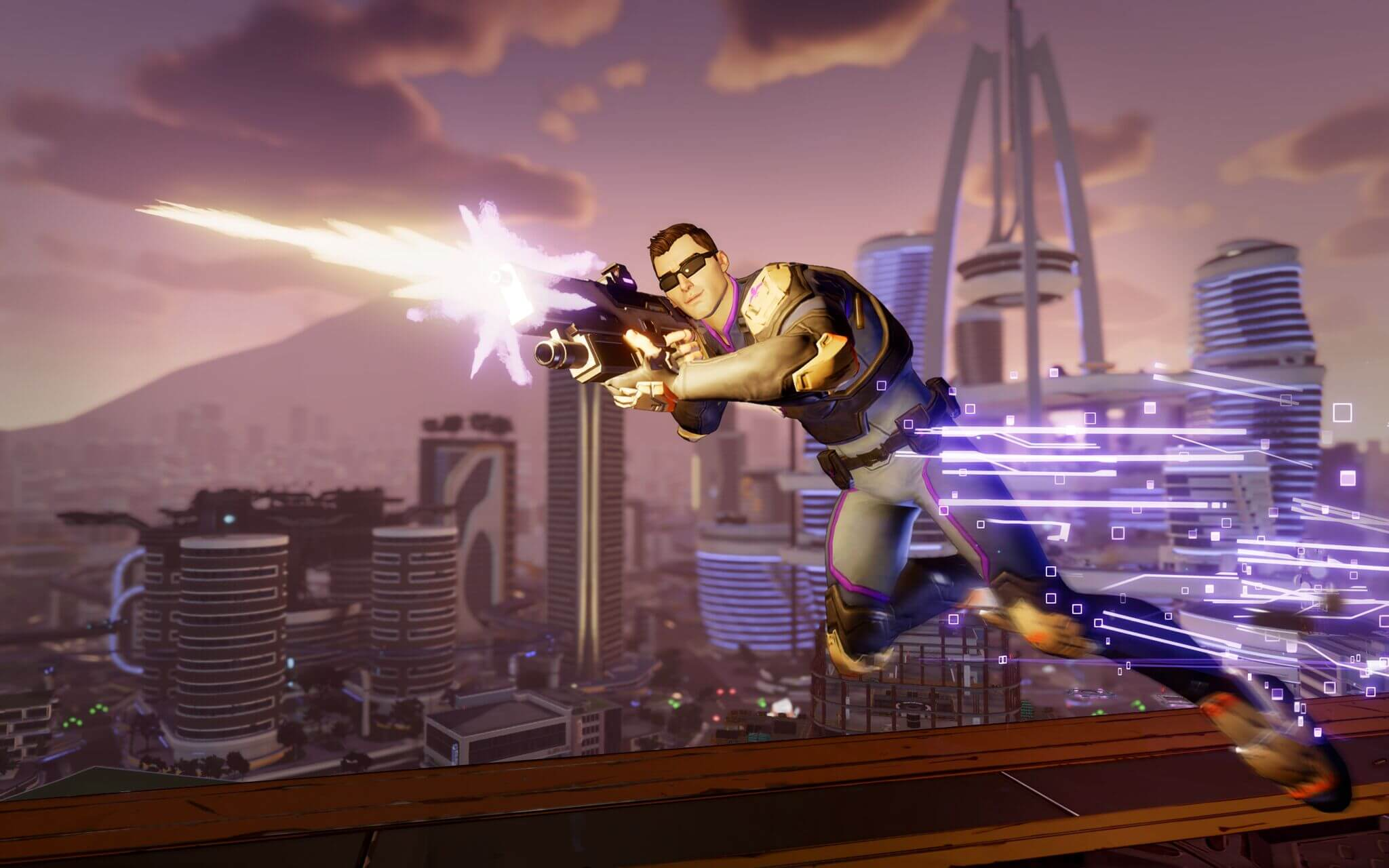 Agents of Mayhem Hollywood