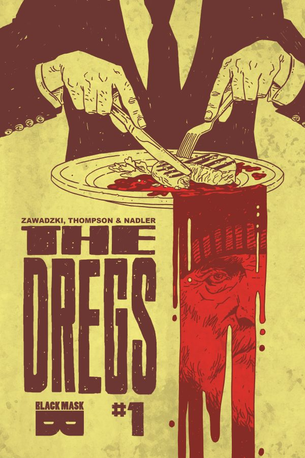 Best Comics 2017 - The Dregs