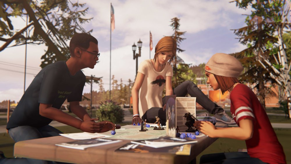 Life is Strange: Before the Storm Episode 1 Review 3
