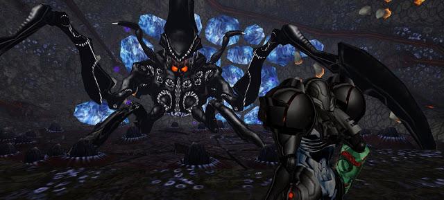 Metroid Prime Exoskeleton Metroid Story
