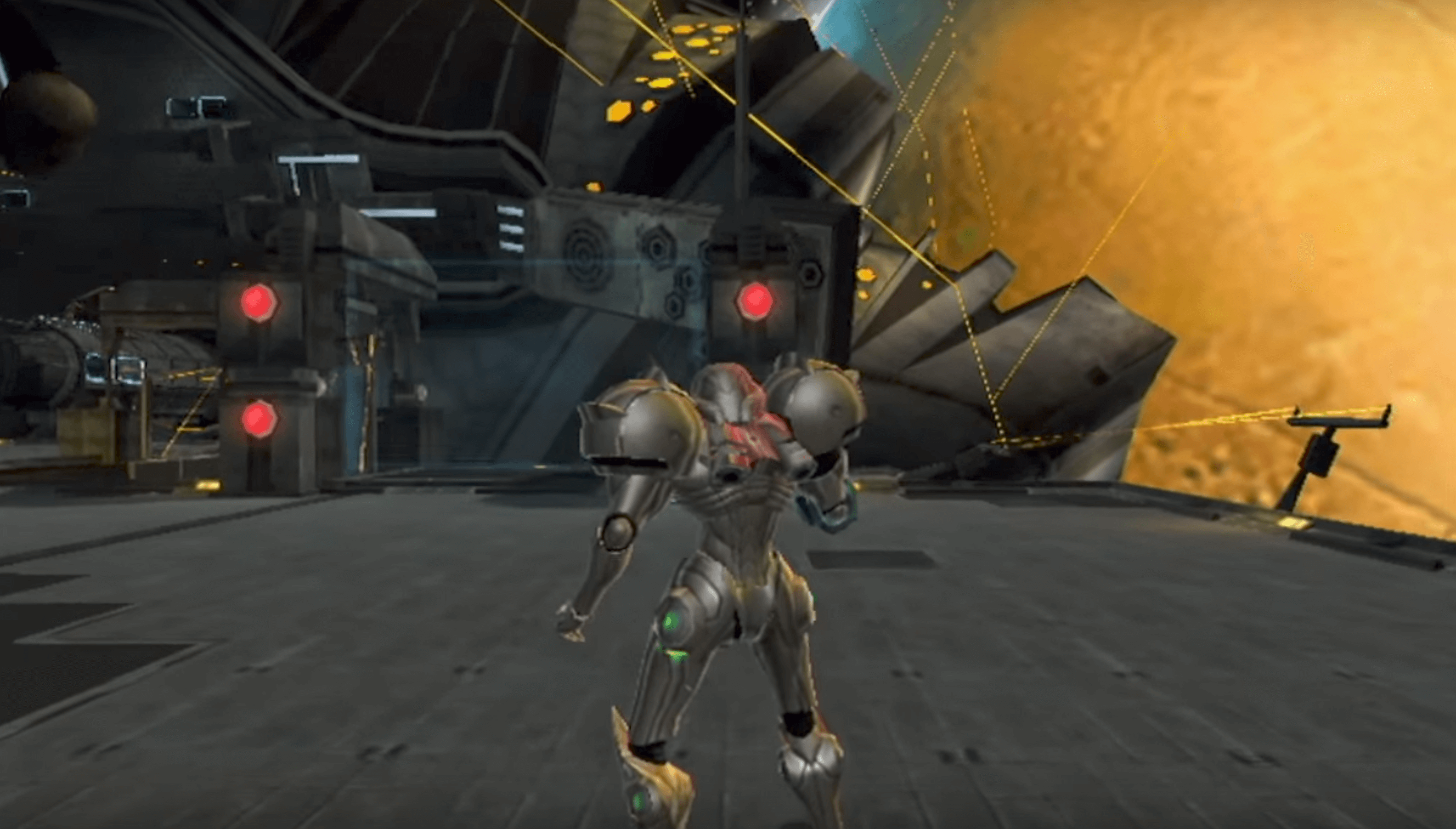 Frigate Orpheon Metroid Prime Metroid Story