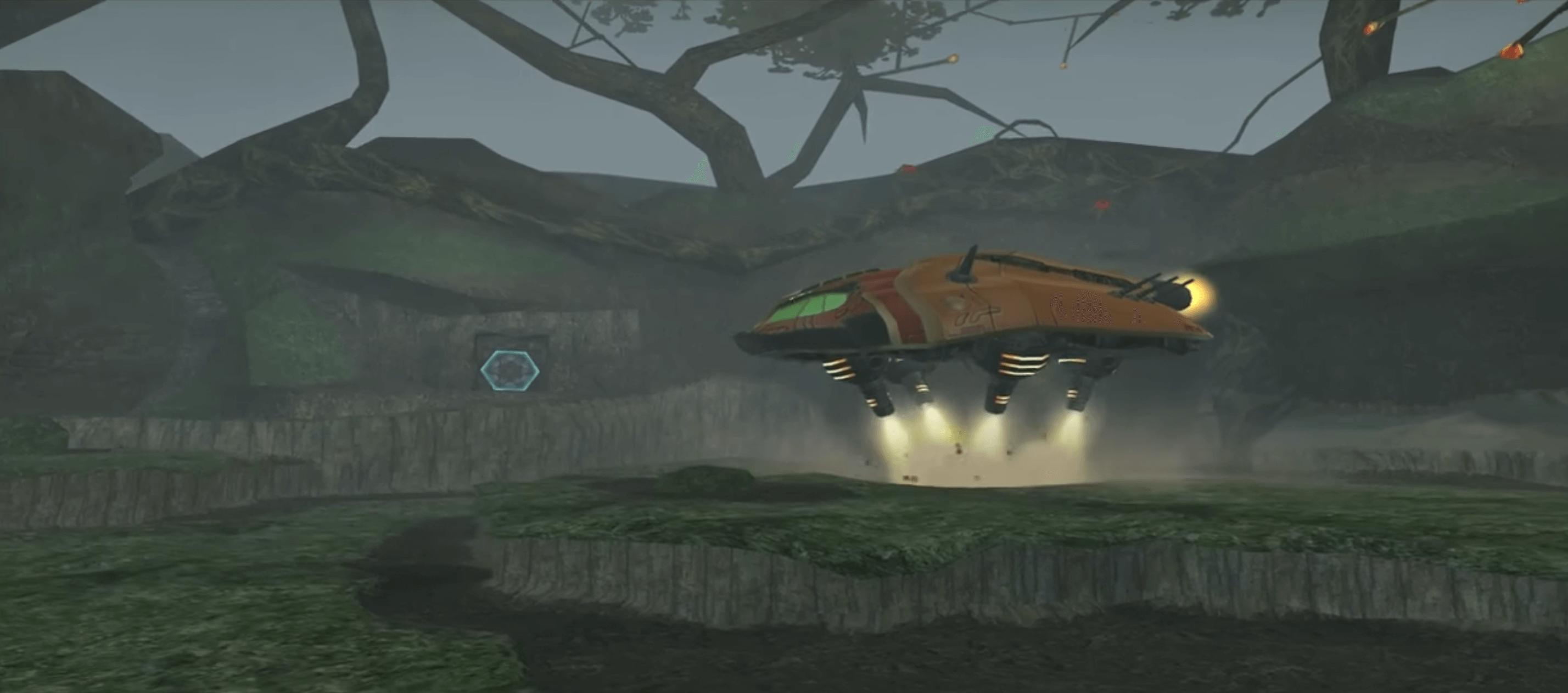 Tallon IV Arrival Metroid Prime Metroid Story