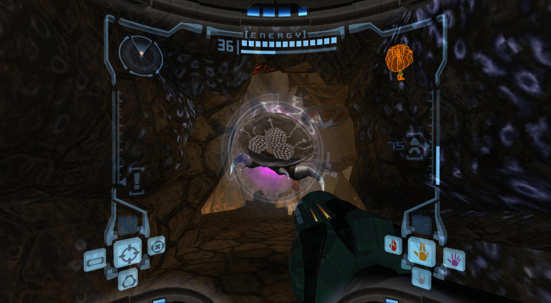 Fission Metroid Prime Metroid Story