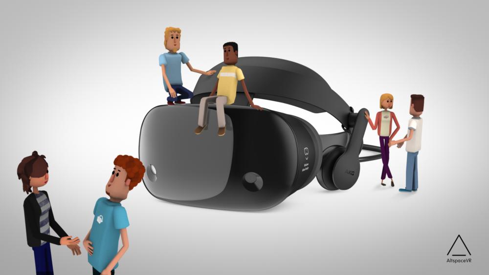 Atlspace VR