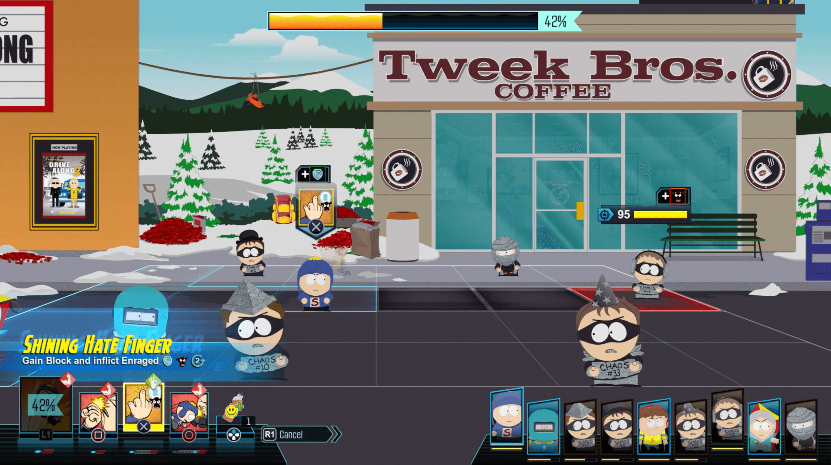 South Park The Fractured But Whole Review Battle