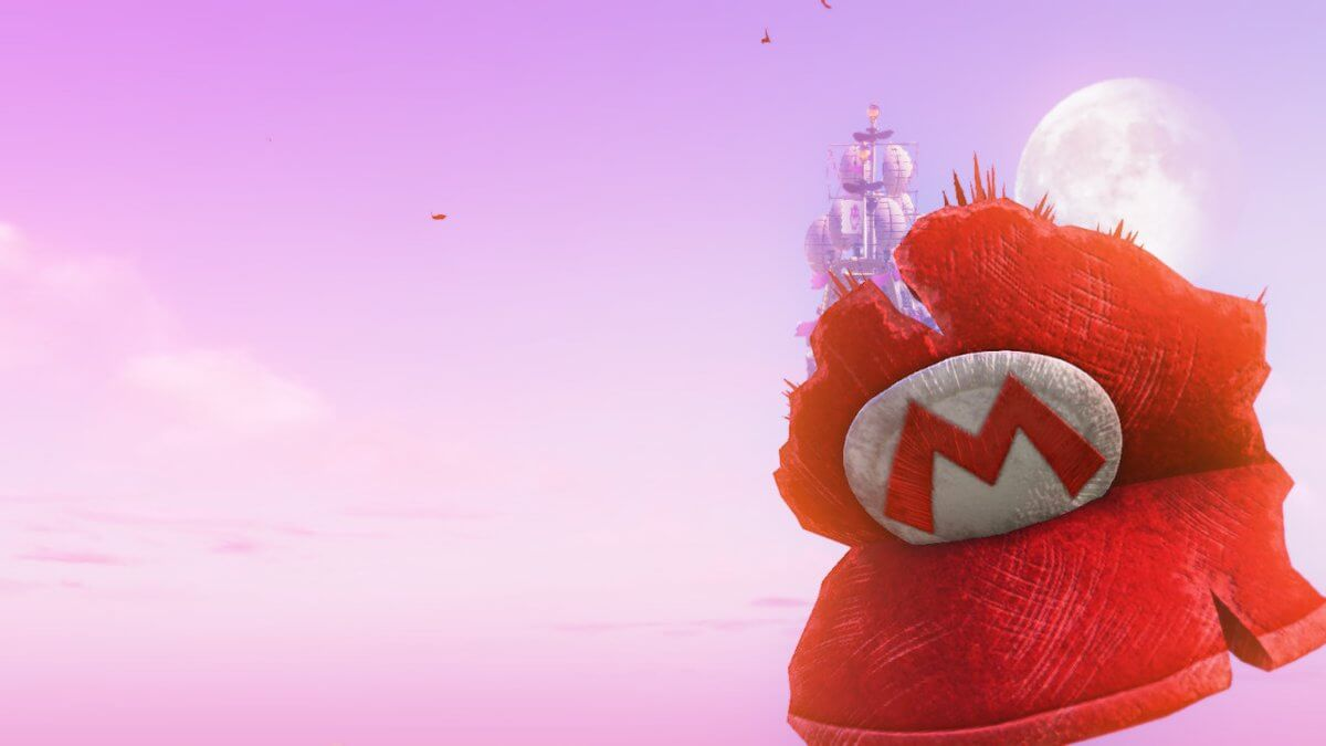 Super Mario Odyssey Review Hat