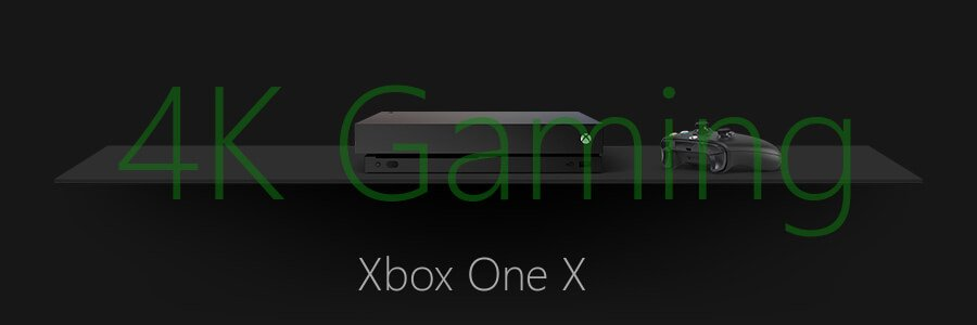 Xbox One X Enhanced gaming