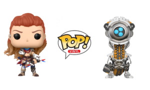 Horizon Zero Dawn Pop! Figures