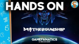 MOTHERGUNSHIP Interview