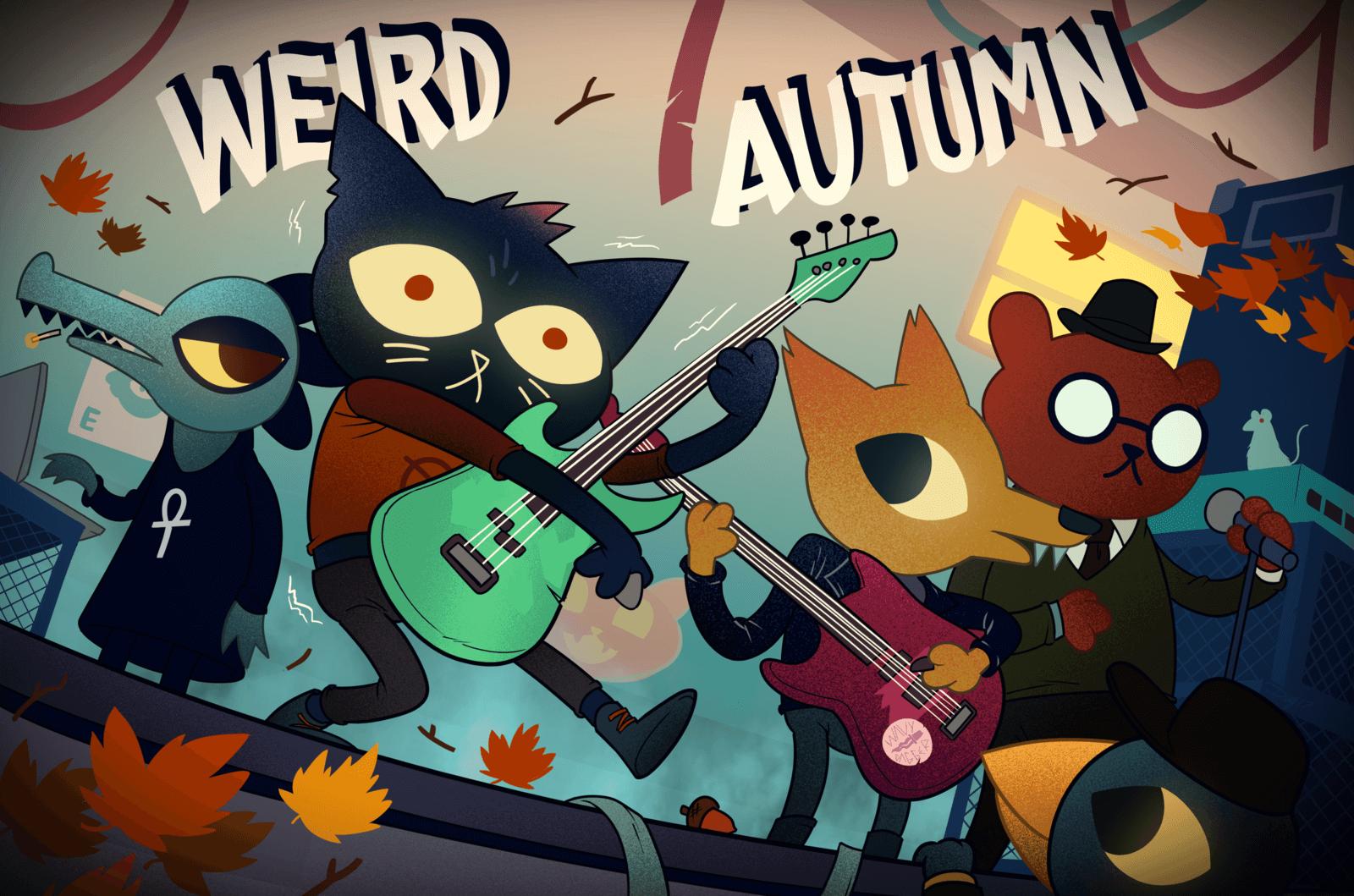 Weird Autumn Edition