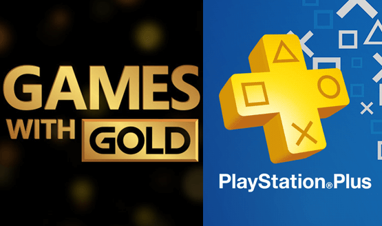 Games with Gold and PS PLUS